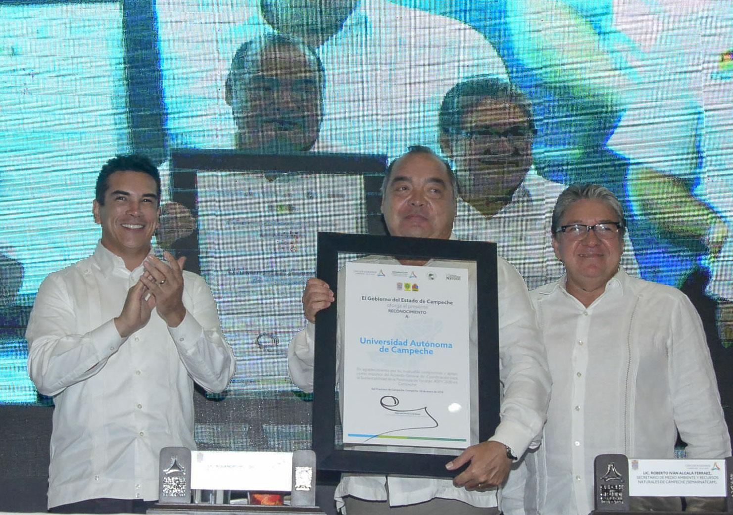 PRIORITARIO, CUIDAR  Y PROTEGER EL MEDIO AMBIENTE, ASEGURA GOBERNADOR AMC