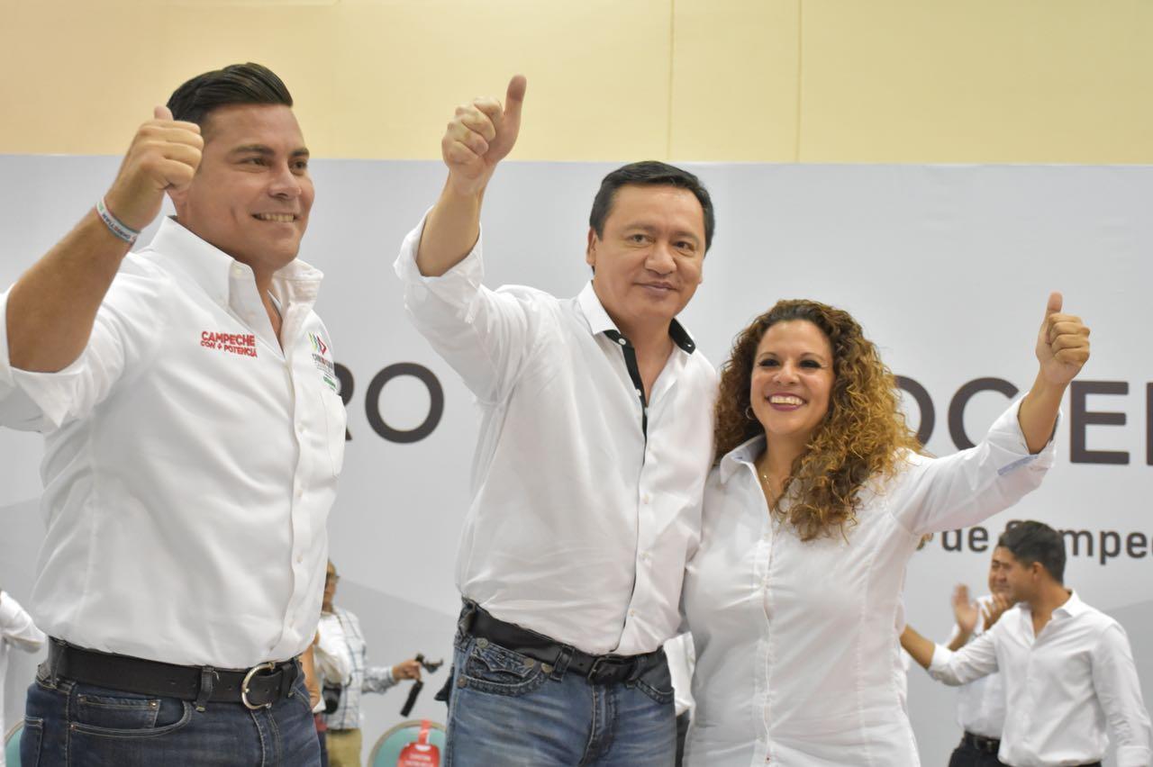Con trabajo, experiencia y  tenacidad  ganaremos las elecciones: Rocío Abreu