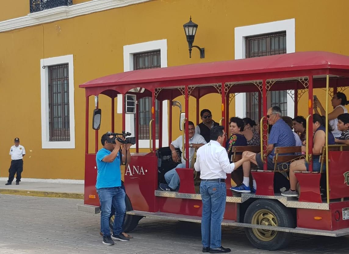 Bienvenidos a Campeche. AMC