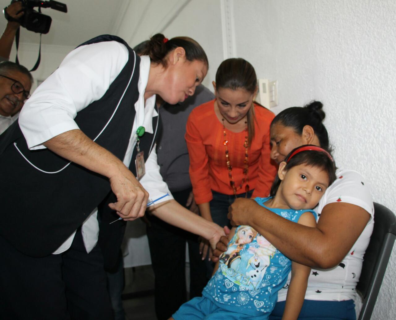 Instalan Módulo De Vacunación En Dif Carmen Se Aplicarán