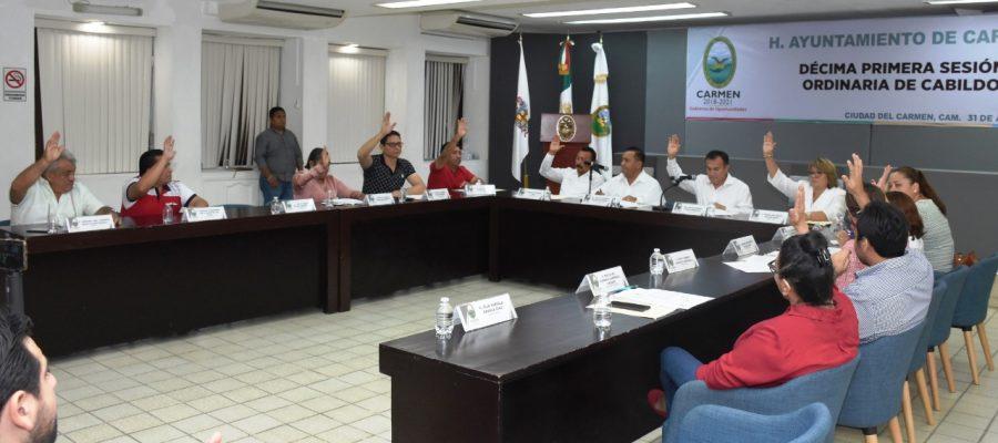 Décima Primera Sesión Ordinaria de Cabildo