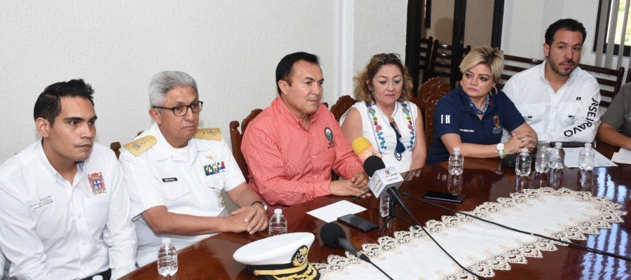 Ratifican autoridades federales la información municipal sobre la presencia de humo en Carmen