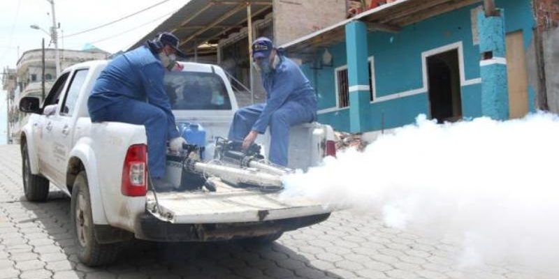 Se busca disminuir casos de dengue en la isla