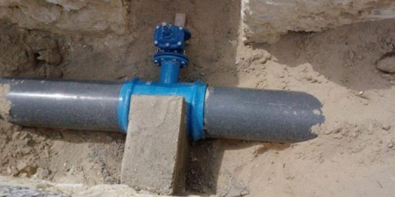 Se mejora el servicio de agua potable en la ciudad