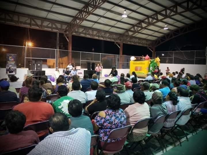 Renato Sales Heredia, continua con la promoción de su libro Ver Pensar Actuar.
