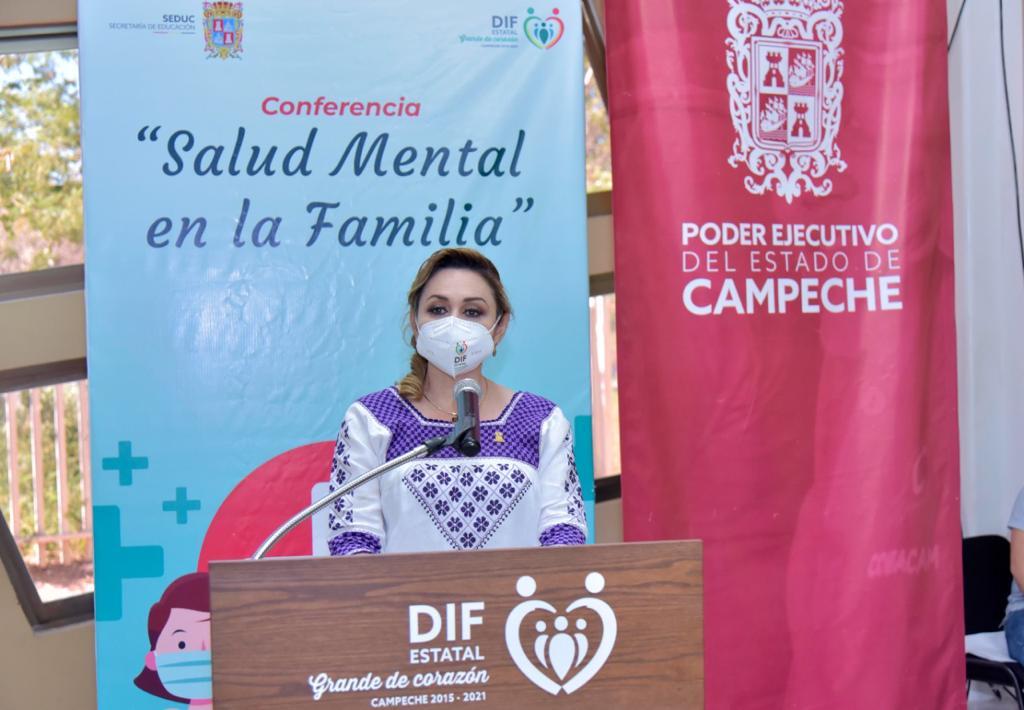 """DIF ESTATAL Y SEDUC IMPARTEN CONFERENCIA """"SALUD MENTAL EN LA FAMILIA"""" EN EL MARCO DE LA CELEBRACIÓN DEL MES DE LA FAMILIA"""