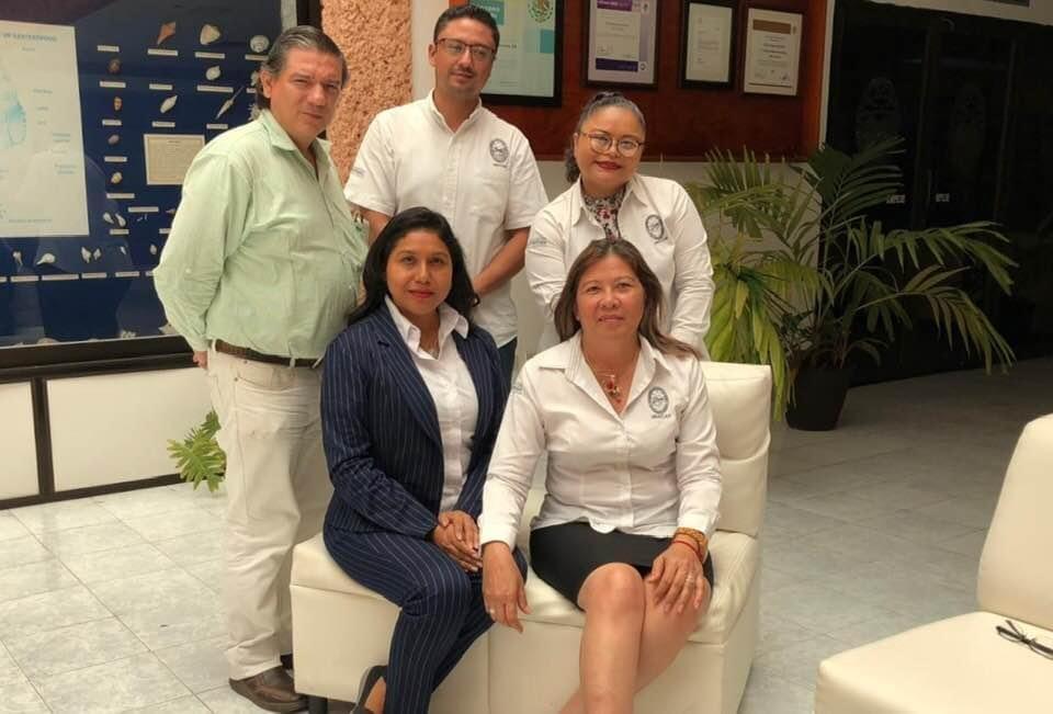 Cuerpo Académico de la Facultad de Ciencias Educativas de la UNACAR participa en importante proyecto educativo junto con la SEDUC.